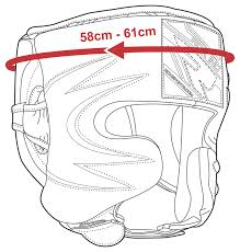 Boxing Head Guard Size Chart Use Care And Clean Head Guard Rdx Sports Blog