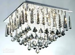 large square modern chandelier light ceiling lights crystal new luxury home improvement glamorous c