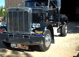 VIDEO: 1963 Custom Peterbilt Pickup Truck
