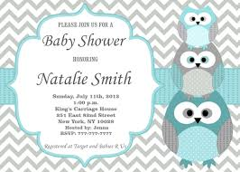 Owl Baby Shower Invitations And Decorations - Invitations Ideas