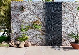 natural stone wall cladding panel exterior kaleidos box preto