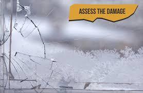 broken window in winter heres what to do