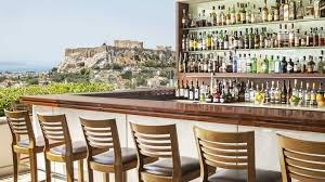 roof garden design hotel. acropolis view from the rooftop gb roof garden bar at hotel grande bretagne athens design v