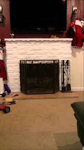 child proofing the fireplace