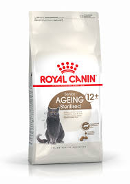 <b>ROYAL CANIN</b>® <b>Ageing Sterilised</b> 12+ 400g – Superpet Warehouse