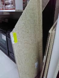 customcraft countertops 6 ivory kashmire left miter laminate countertop