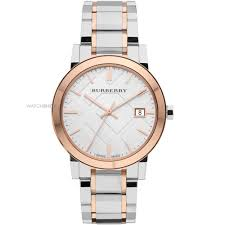 "men s burberry the city watch bu9006 watch shop comâ""¢ mens burberry the city watch bu9006"
