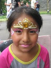 easy face painting for kids children s parties nyc offers the best face painting for