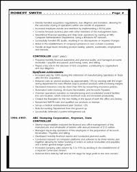 Resume Sample 2