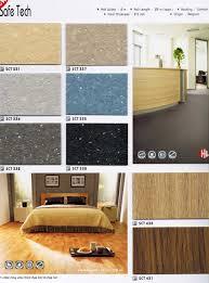sheet vinyl flooring collection safe tech
