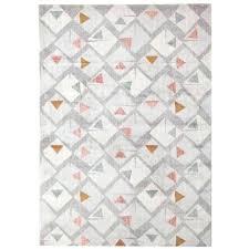 geometric pattern rug grey squares multi triangles geometric patterned modern rug rugs of beauty large geometric pattern rug