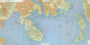 Maps Maritime Marine Sailing Boating Yachting Sea