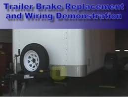 wiring diagram for utility trailer electric brakes electric brake wiring diagram small utility trailer