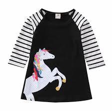 1-6 Years <b>Kids</b> Toddler <b>Girls Dresses Clothes Children</b> Autumn ...