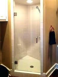 install a shower door how to install shower door sweep single glass inside ideas installing bottom