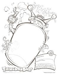 Small Picture FREE Printable Kids Coloring Book Pages Pizza By The Slice