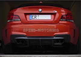 BMW 5 Series bmw m1 rear : 1m Rear Bumper - BMW M5 Forum and M6 Forums