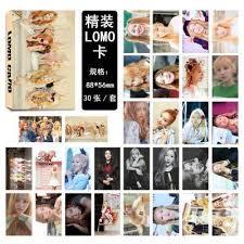 Red Velvet Ice Cream Cake Era Members Photocard Pack 30 Cards