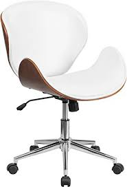 office chair picture. 12 Stylish And Comfortable Office Chairs / Mod Style White Wood Desk Chair Picture