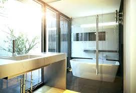 modern bathtub shower combo view in gallery combination tub showe view in gallery architecture modern