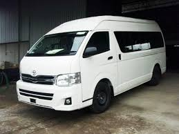 Japanese Used TOYOTA HIACE COMMUTER 2.5 D4D (BRAND NEW) 2013 VAN ...