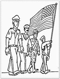 Veterans Day Coloring Pages - fablesfromthefriends.com