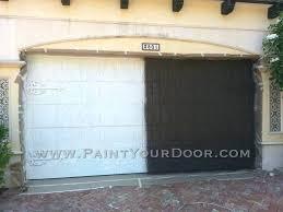 garage door color ideas garage door paint type of for a metal color ideas red brick