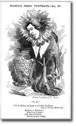 essay from the archive oscar wilde in belfast culture northern punch s fancy portraits 37 oscar wilde image is in the public