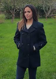 corsaire women breton pea coat