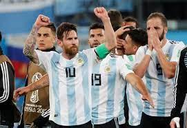 5 أحداث فاتتك في مباراة الأرجنتين ونيجيريا.. أبرزها سوء مستوى ماسكيرانو!