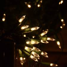 Viewpick Christmas String Lights 50 Count Warm White Christmas Light Set Wonderland Battery Powered Led String Lights For Xmas Mini Tree Accommodation