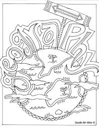 Coloring Page Binder Cover Classroom Coloring Page Geography Themed Could Be Used As A Binder