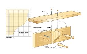 Coat Rack Woodworking Plans Coat Rack Woodworking Plans WoodShop Plans 3
