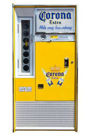 Vintage Beer Vending Machine Custom DEN BOSCH THE NETHERLANDS MAY 48 48 A Vintage Corona Extra