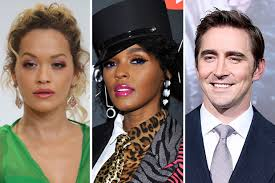 Rita Star Pattern Mesmerizing LGBTQ Hollywood 48 Stars Who've Come Out Since Last Year's Pride