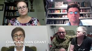Defence Families of Australia (DFA) - Chaplain Ivan Grant talks about  managing fear for ADF families   Facebook