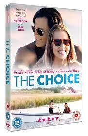 The Choice [DVD] [2016] UK-Import (Region 2), Sprache-Englisch.: Amazon.de:  DVD & Blu-ray