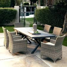 6 person round outdoor dining table nd outdoor dining sets for 6 outdoor dining table for