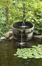 Lawn & Garden:Simple Japanese Water Garden Design Ideas With Water Planter  Ideas Exquisite Japanese