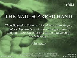 the nail scarred hand r j stevens