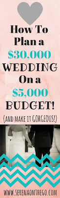 wedding planning on a budget having a wedding doesnt have to put a couple in debt plan a