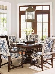 Kilimanjaro Maracaibo Round Dining Table Lexington Home Brands - Round dining room furniture