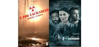 z for zachariah film parison