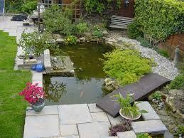 Garden Ponds Designs Brilliant A Garden Pond Whyguernsey Mesmerizing Pond Garden Design