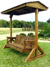 swinging bench with canopy wooden swinging benches wooden garden swing seats garden swing bench canopy covered