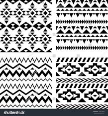 Aztec Patterns Interesting Design Inspiration