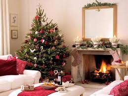 collection office christmas decorations pictures patiofurn home. Decoration Excellent Living Room Christmas Decorating White Concrete Fire Places Green Foliage Mantle Swag Red Fabric Collection Office Decorations Pictures Patiofurn Home
