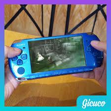 FREESHIP 99K]_Máy Chơi Game Cầm Tay SONY PSP 3000 2nd (Tặng Kèm Thẻ Nhớ -  Tải Game Free Trọn Đời - Đồ Họa Đỉnh Cao)