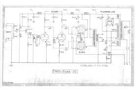 selmer twin bass 30 amplifier schematic selmer twin bass 30 amplifier schematic wiring diagram