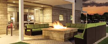 home2 suites by hilton austin north near the domain hotel tx outdoor area